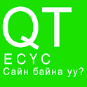 QT Book logo