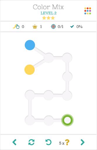 Игра Watercolors для планшетов на Android
