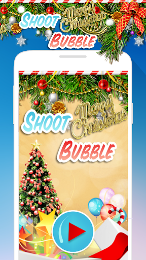 Shoot Bubble : Mary Christmas