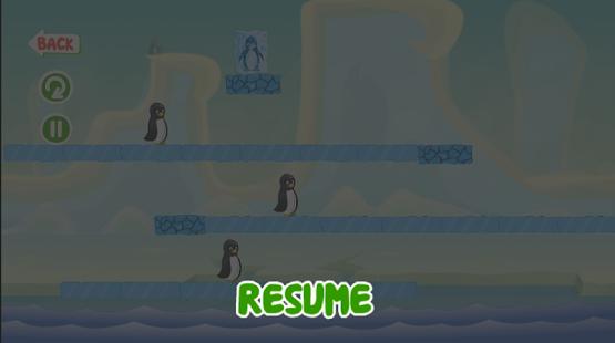 Ice Cube Penguin - screenshot thumbnail