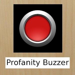 Profanity Buzzer