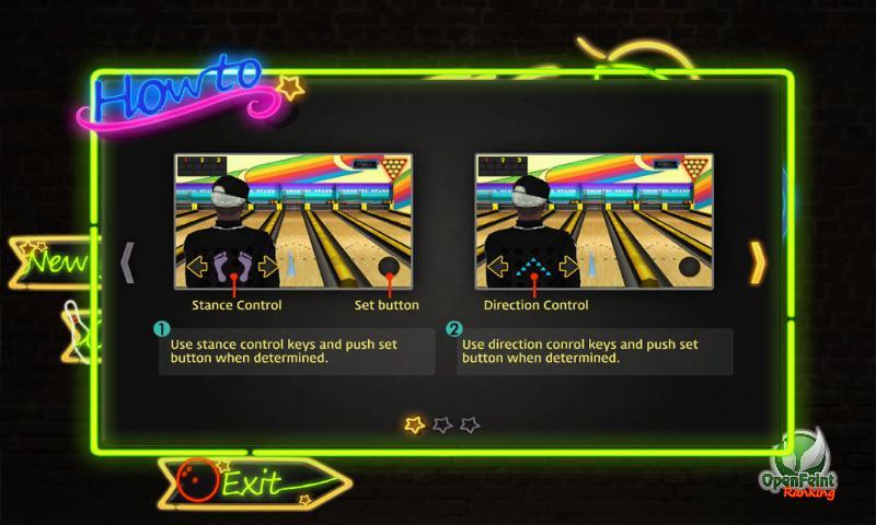 Real 3D Bowling (HarlemStrike) - screenshot