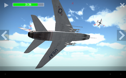 Strike Fighters- screenshot thumbnail