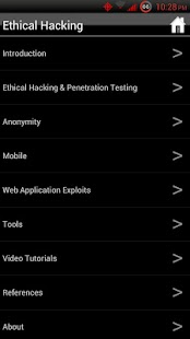 Ethical Hacking- screenshot thumbnail