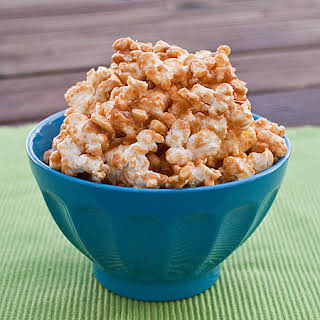 After School Peanut Butter and Honey Popcorn.