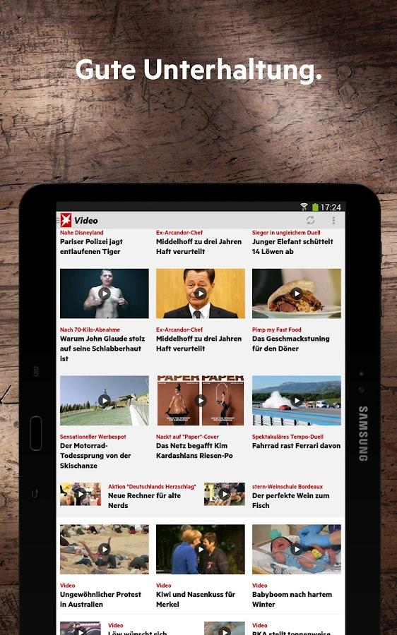 stern – News & Unterhaltung - screenshot