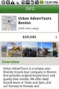 I Bike Boston Urban AdvenTours