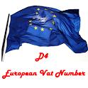 D4 VAT Check logo
