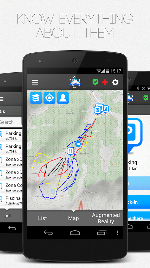 SKITUDE Ski & Snow Reports - screenshot