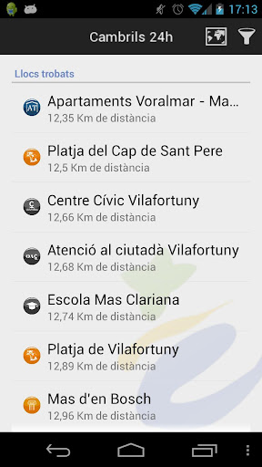 【免費旅遊App】Cambrils 24 h-APP點子
