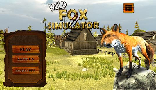 Game Wild Fox Simulator Games 3D APK for Windows Phone