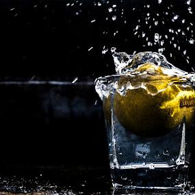 Water by Sagr Sen - Digital Art Things ( glass art, water, ball, digital art, digital photography )