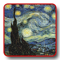 Starry Night 3D icon