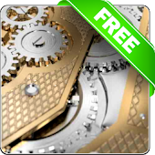 Gears free live wallpaper APK for Nokia