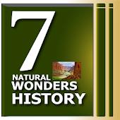 Natural 7 Wonders History
