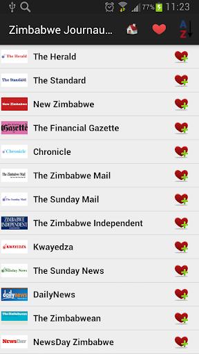 Zimbabwe Newspapers And News