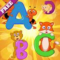 Alphabet Games for Kids ABC icon