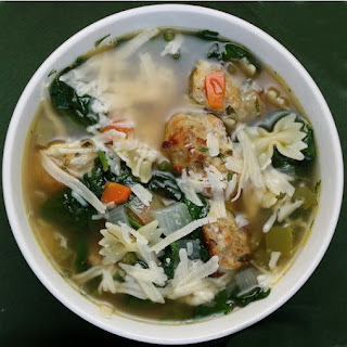 Italian Wedding Soup.