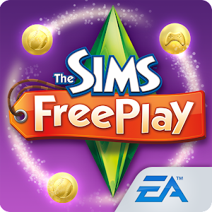 The Sims™ FreePlay  2.8.8   Logo