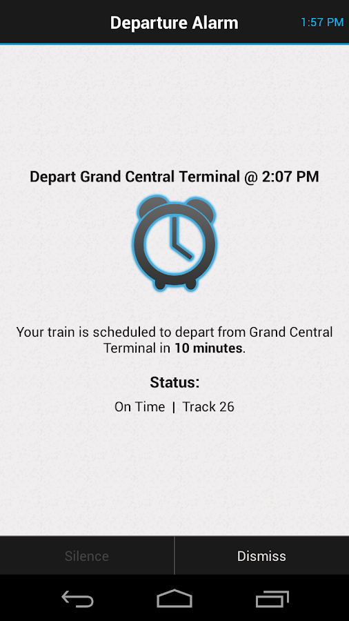 Right Track: Metro North - screenshot