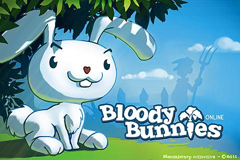 Bloody Bunnies- screenshot