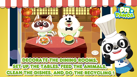 Dr. Panda's Restaurant- screenshot thumbnail