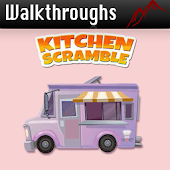 Kitchen Scramble Game Help
