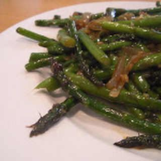 Sichuan-Style Aparagus (PF Chang's).