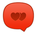Flirt Text Chat icon