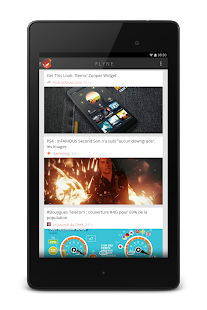 Flyne. The Offline Reader. - screenshot thumbnail