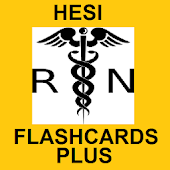 HESI Flashcards Plus