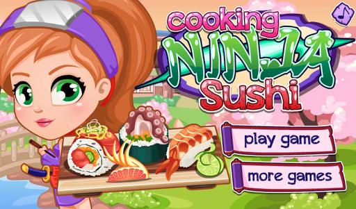 Ninja Cooking Sushi