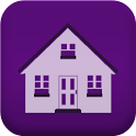 Purple ADW Theme logo