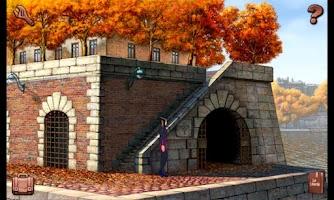 Screenshot of Broken Sword: Italiano