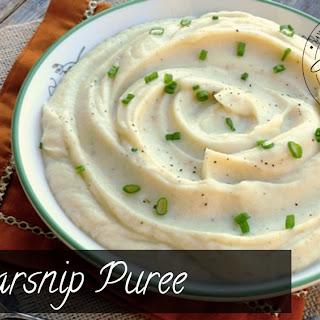 Parsnip Puree