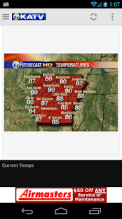KATV Channel 7 Weather - screenshot thumbnail