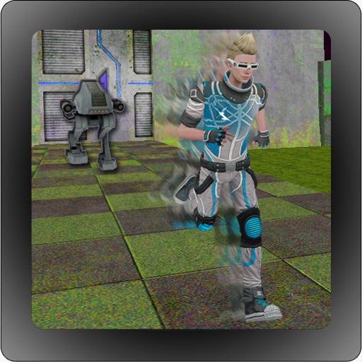 3D Runner Robo Survival LOGO-APP點子