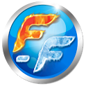 Close Up Fire-Freeze icon