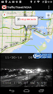 Miami Traffic Cameras screenshot 0