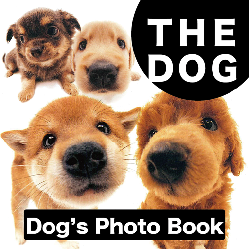 THE DOG Photo Book Shiba LOGO-APP點子
