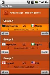 Soccer World Cup 2010 - WM2010