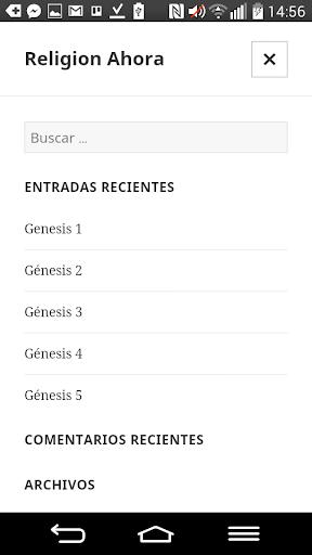 Santas Escrituras - Genesis