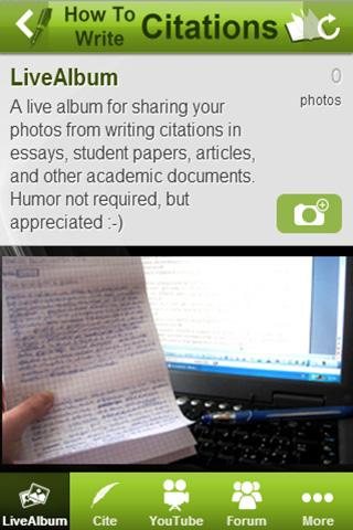 How To Write Citations+