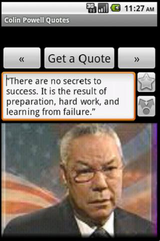Colin Powell Quotes - screenshot
