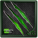 Monster Claws Battery LWP icon
