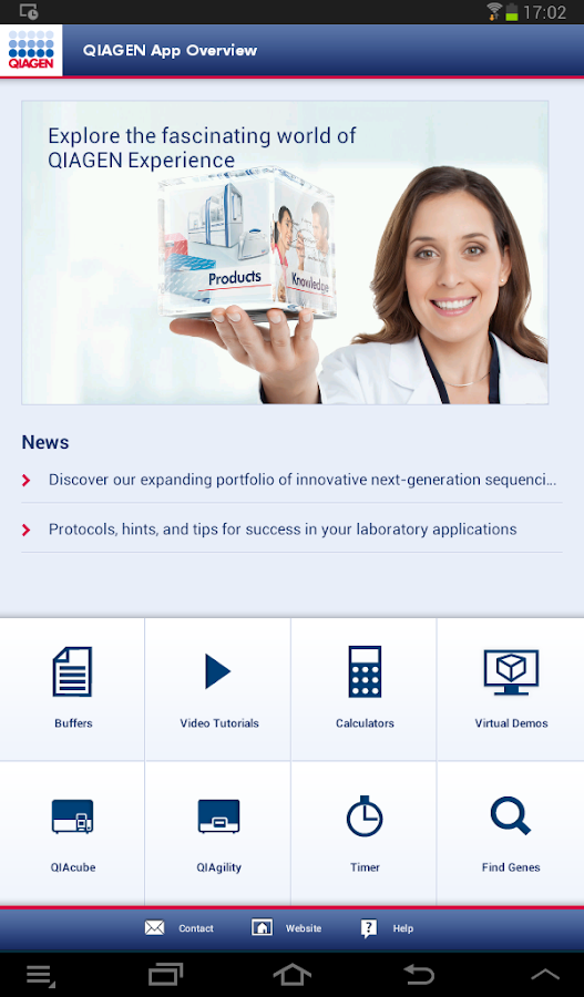 QIAGEN App - Android Apps on Google Play