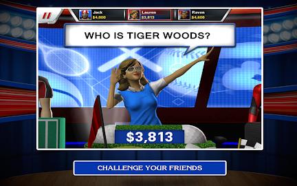 Sports Jeopardy! Screenshot 22