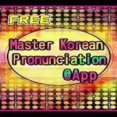 MasterKoreanPronunciation Free