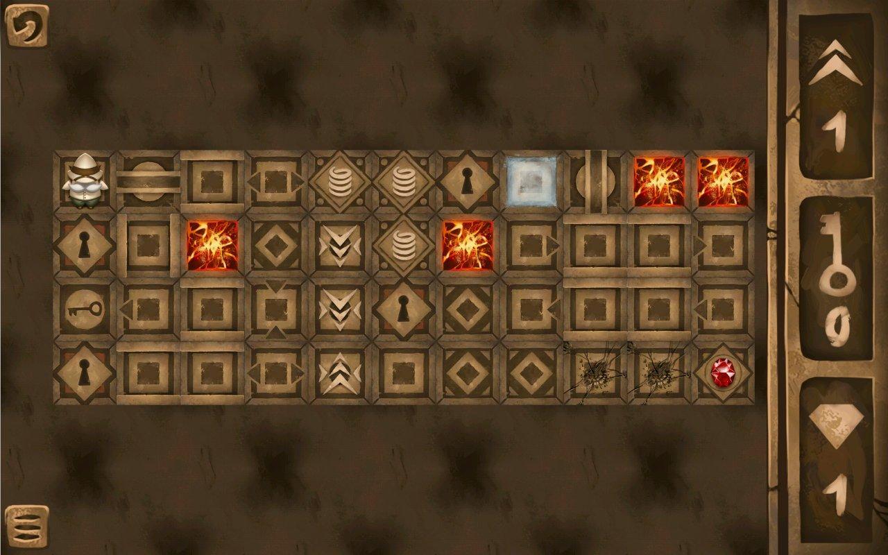 Inca Trails- screenshot