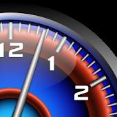 3D Analog Clock 2